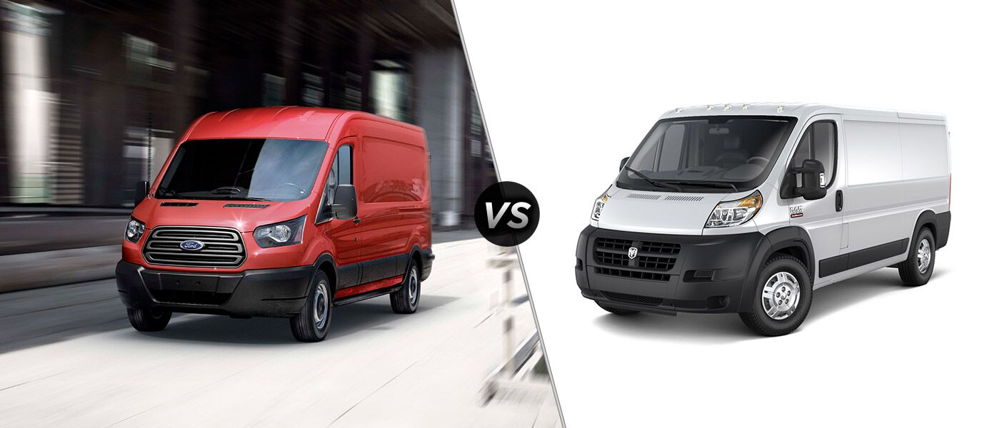 2016 ford transit vs 2016 ram promaster. Black Bedroom Furniture Sets. Home Design Ideas