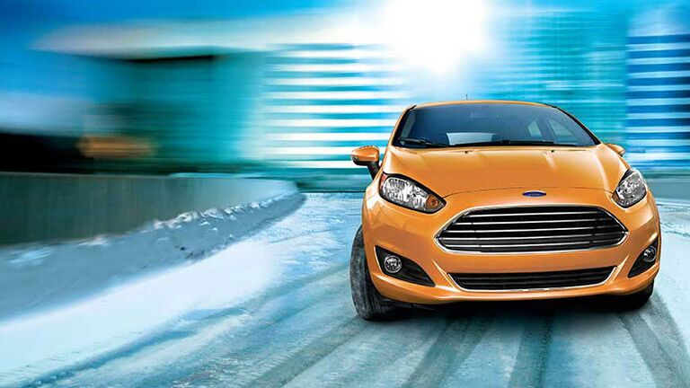The 2016 Ford Fiesta is fun to drive and easy to handle.