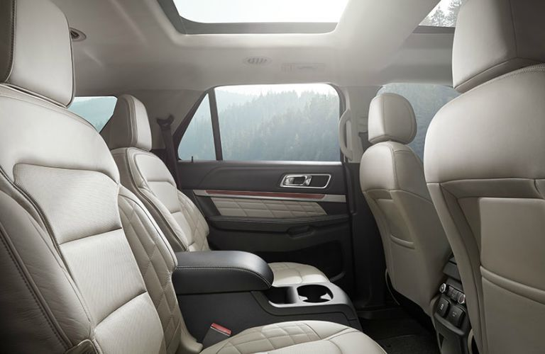 The 2016 Ford Explorer Atlanta GA is a great vehicle for any adventure.