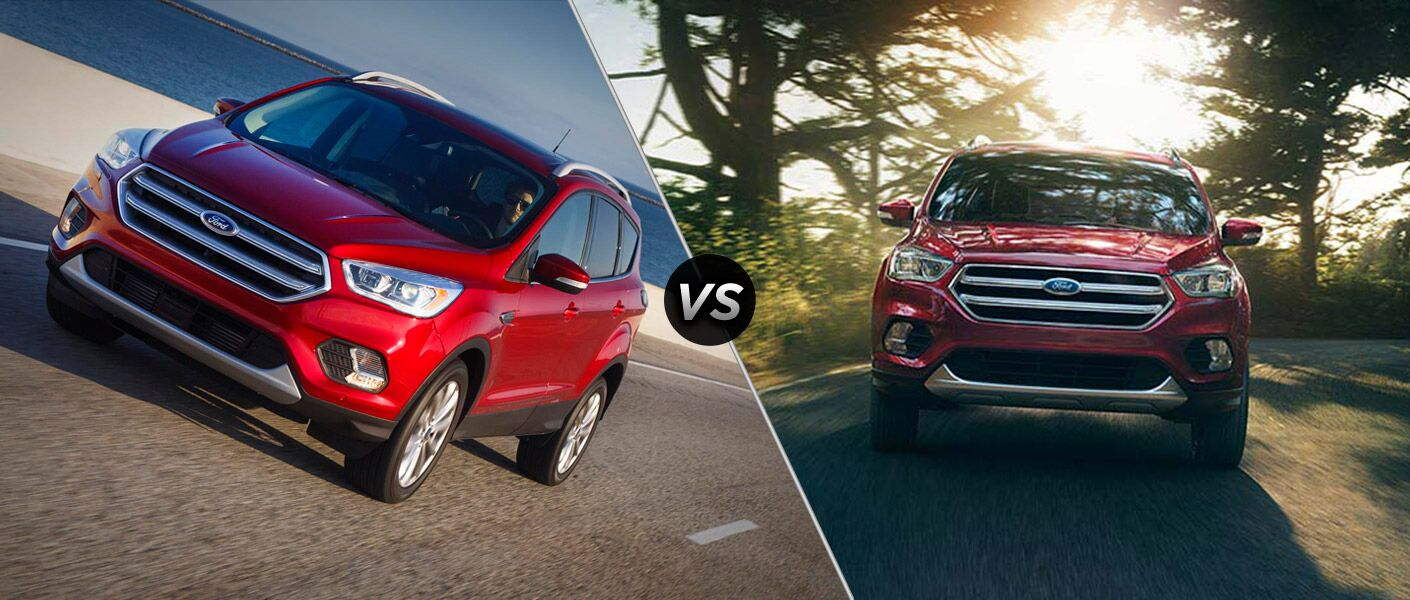 2017 Ford Escape vs 2017 Chevy Equinox