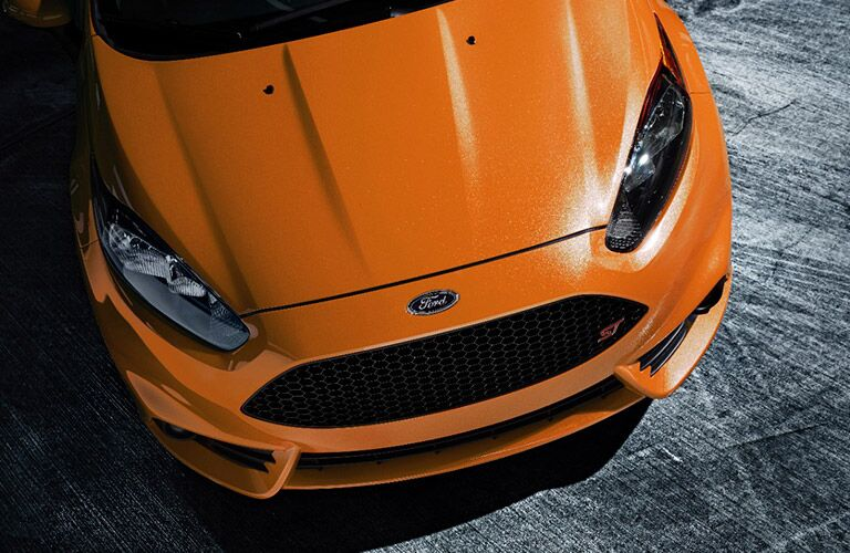 2017 Ford Fiesta ST grille