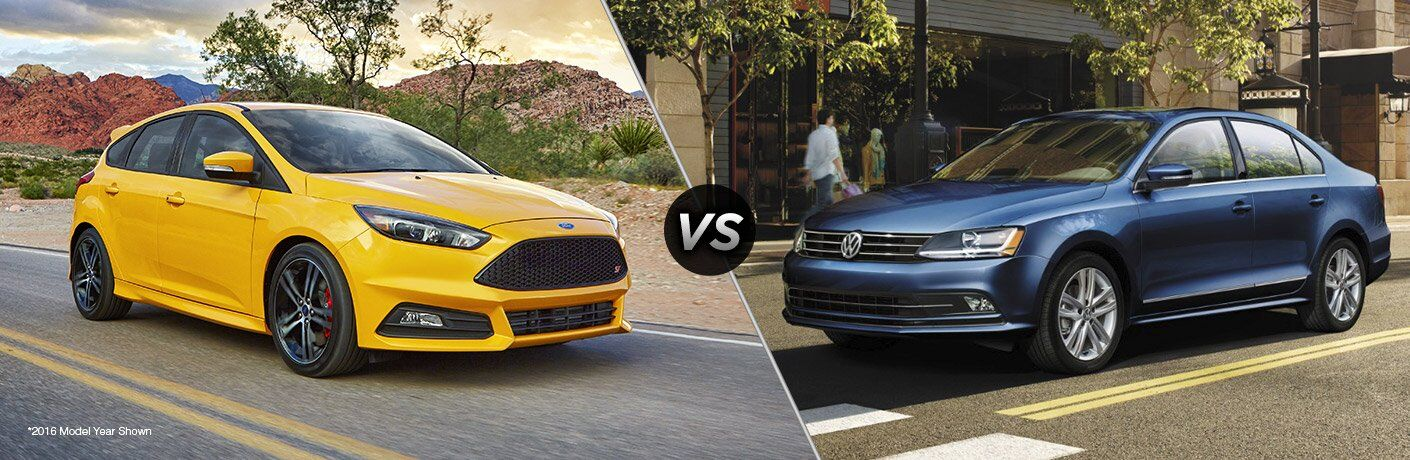 2017 Ford Focus vs 2017 Volkswagen Jetta
