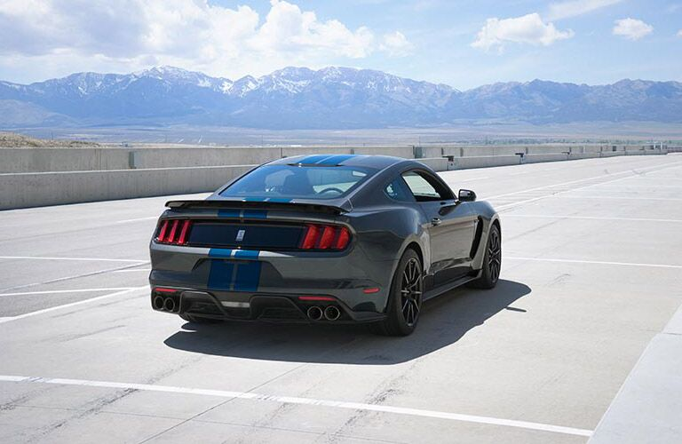 2017 Ford Shelby Mustang GT350 back