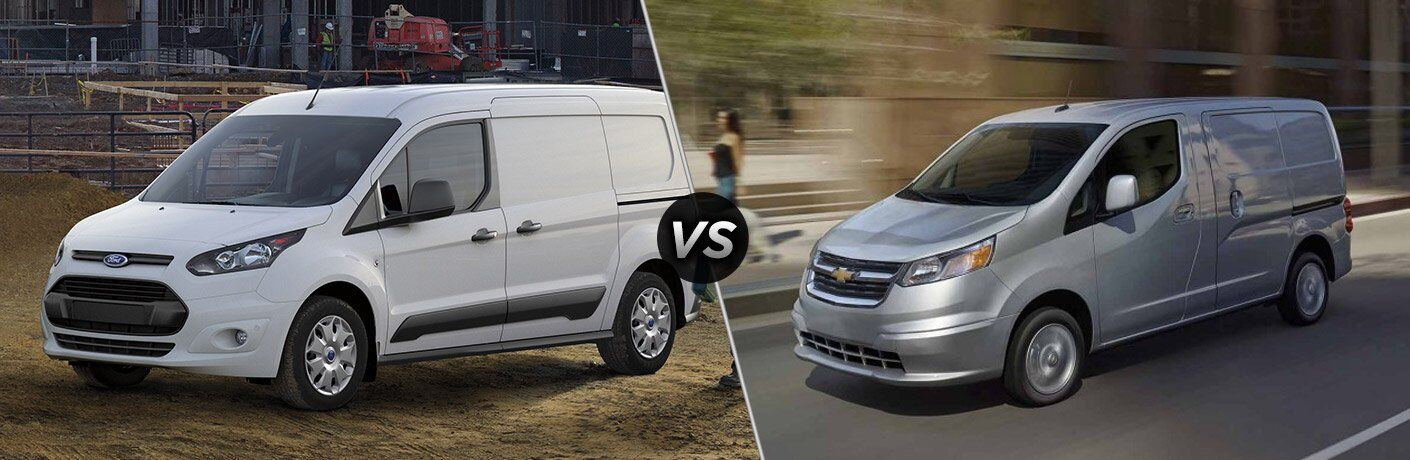 2017 ford transit connect vs 2017 chevrolet city express. Black Bedroom Furniture Sets. Home Design Ideas