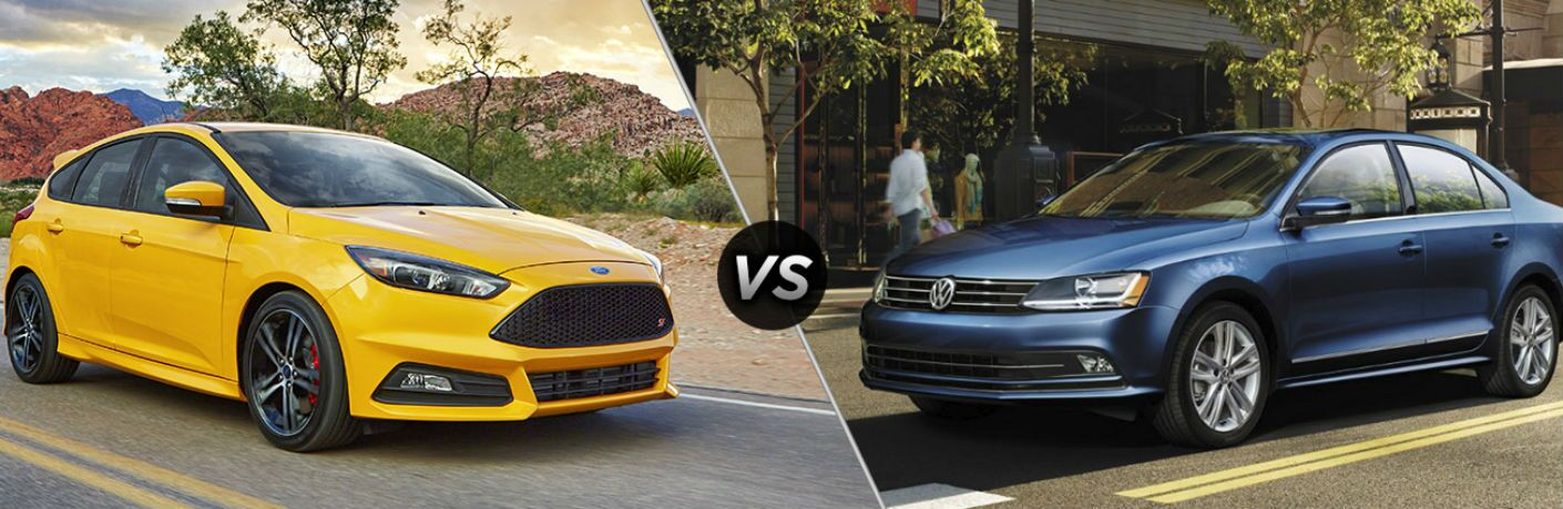 2018 Ford Focus vs 2018 Volkswagen Jetta