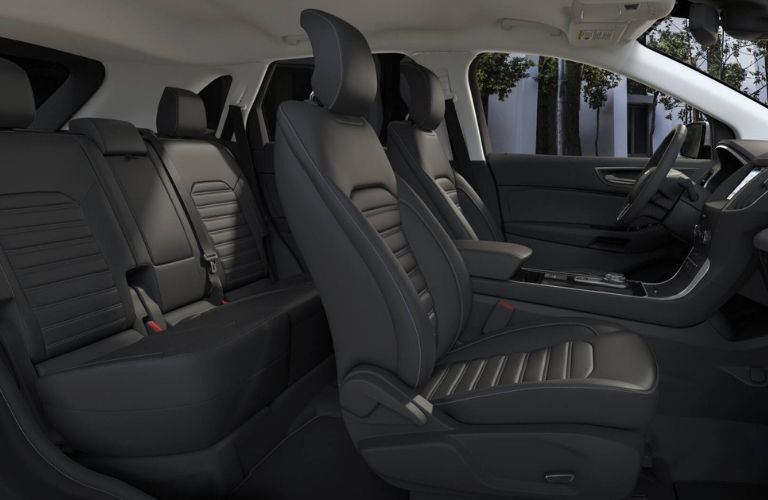 2019 Ford Edge SEL 2-row seating