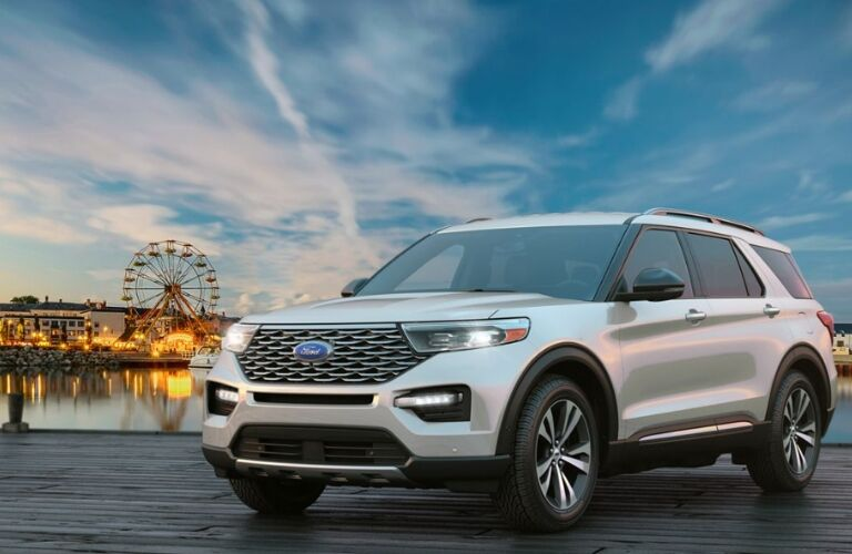 2019 Ford Explorer by fairgrounds