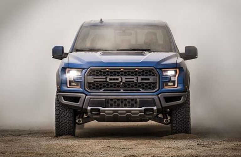 2019 Ford F-150 Raptor front fascia