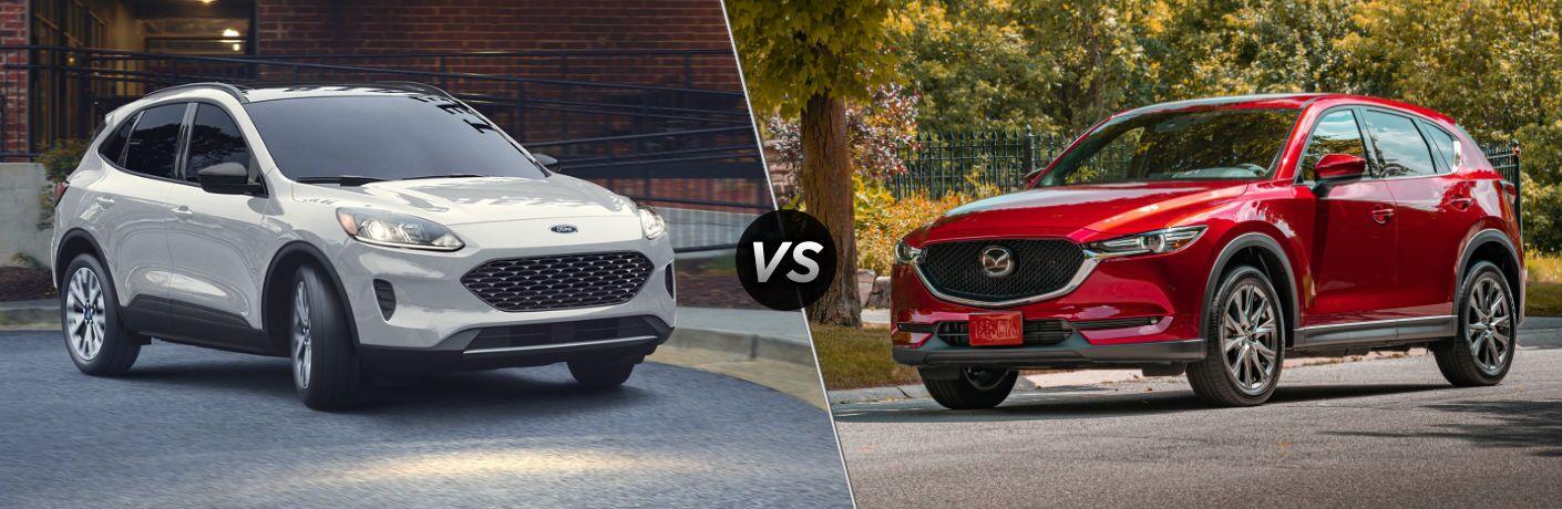 2020 Ford Escape vs 2020 Mazda CX-5