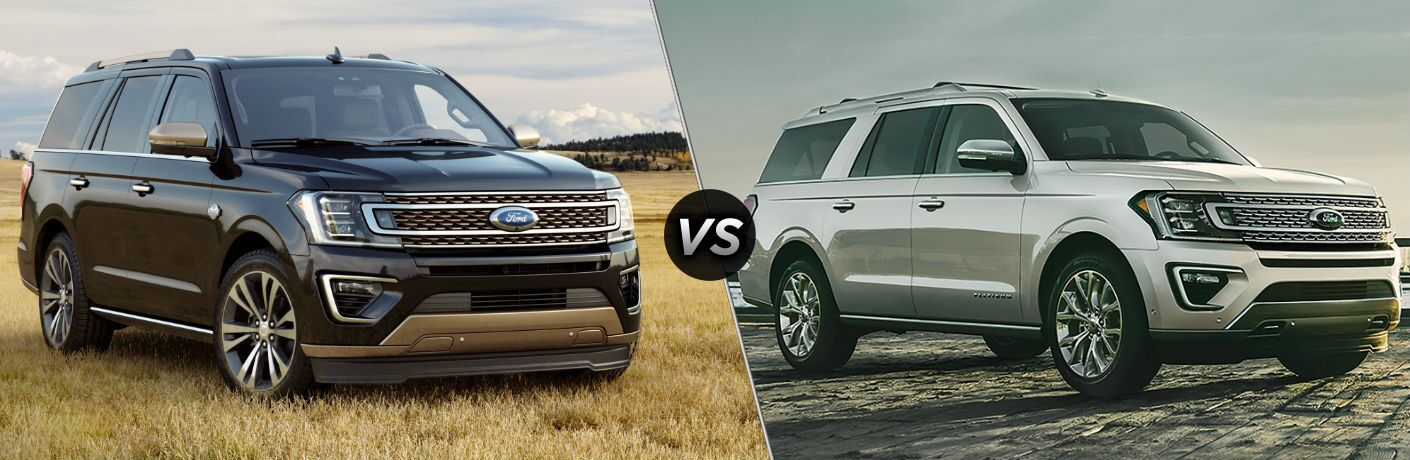 2020 Ford Expedition vs 2019 Ford Expedition