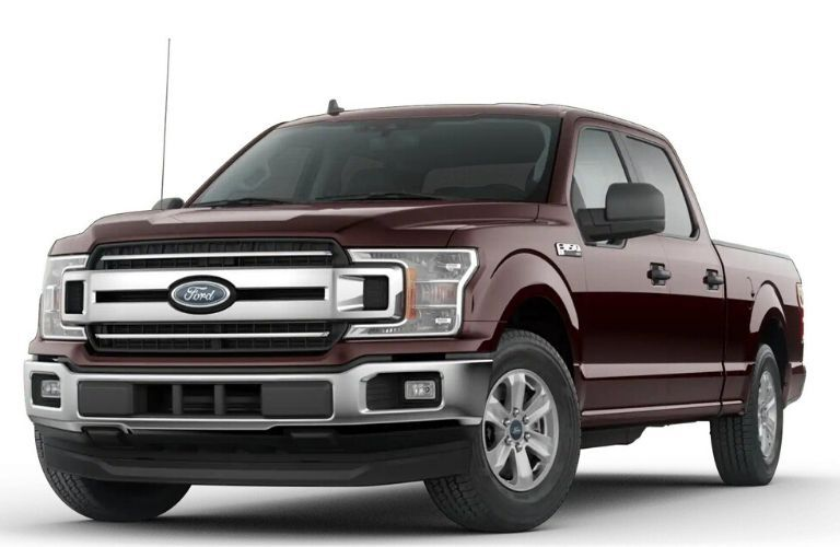 2020 Ford F-150 XLT SuperCrew Cab exterior