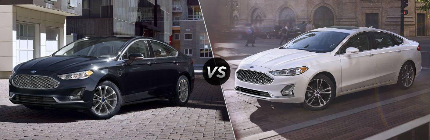 2020 Ford Fusion vs 2019 Ford Fusion