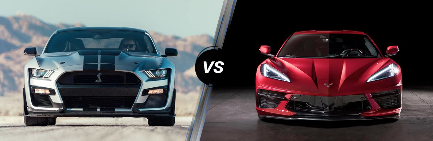 2020 Ford Mustang GT500 vs 2020 Chevy Camaro ZL1