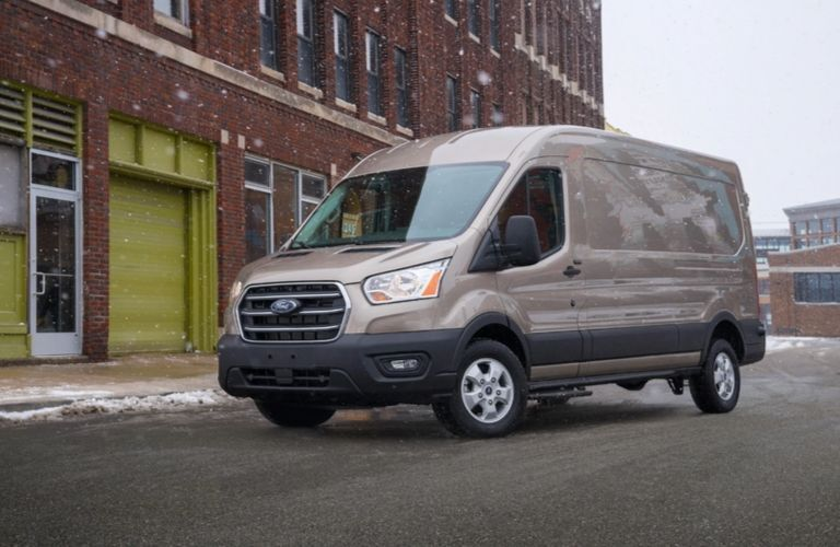 2020 Ford Transit exterior view