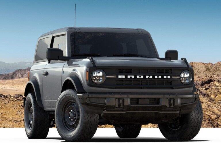 2021 Ford Bronco Black Diamond™