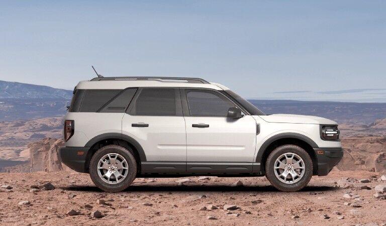 2021 Ford Bronco Sport Base Trim Level