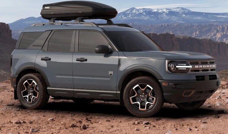 2021 Ford Bronco Sport Big Bend Trim Level