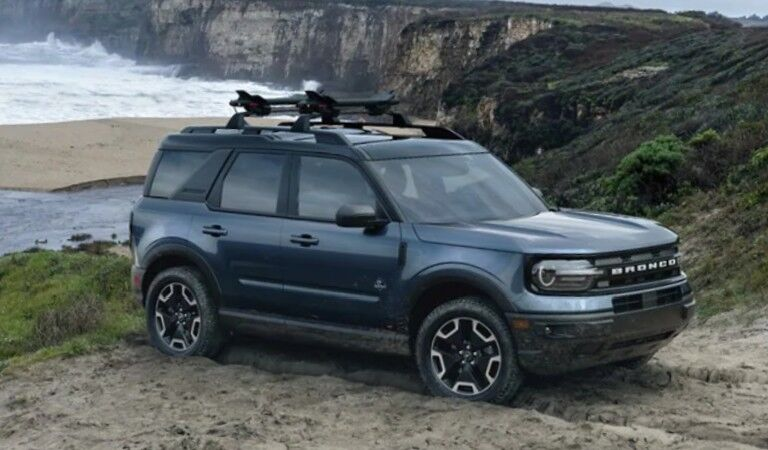 2021 Ford Bronco Sport Outer Banks Trim Level