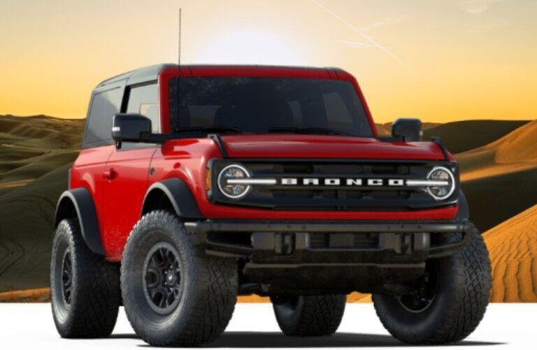 2021 Ford Bronco Wildtrak™