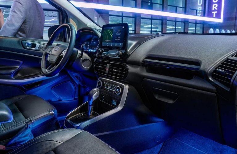 2021 Ford EcoSport interior image