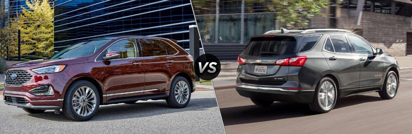 2021 Ford Edge vs 2021 Chevy Equinox