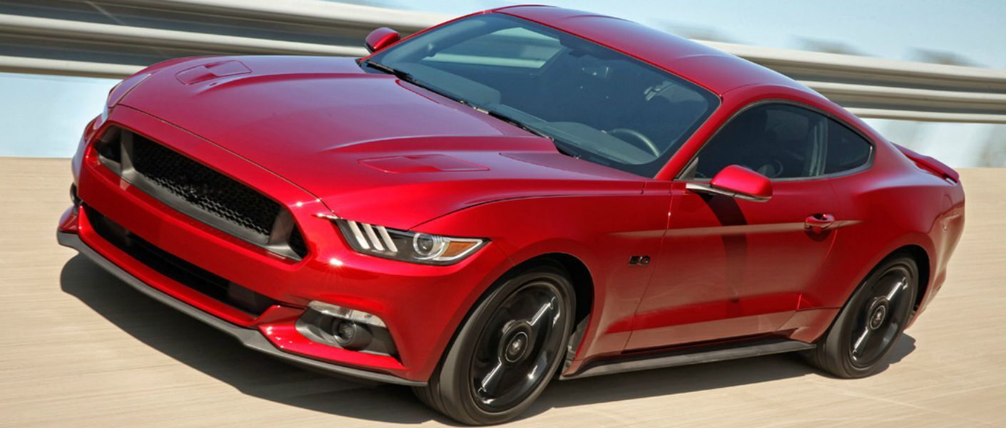 The 2016 Ford Mustang Atlanta GA is going to be exciting and fast.