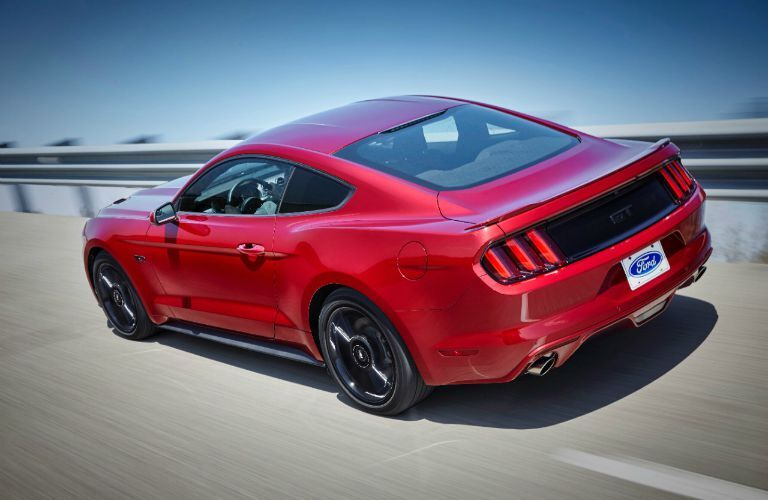 It's easy to figure out where to go in the 2016 Ford Mustang Atlanta GA.