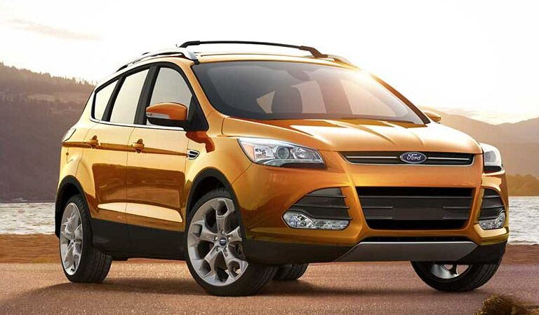Ford Escape small crossover SUV