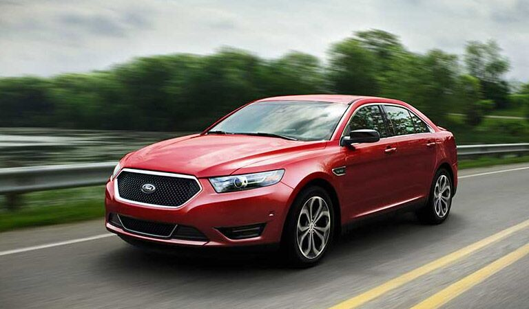 Massive, spacious and powerful Ford Taurus