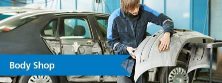 Akins Ford Collision Center