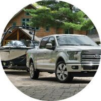 2016 Ford F-150 Limited towing features