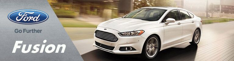 Learn more about the Ford Fusion