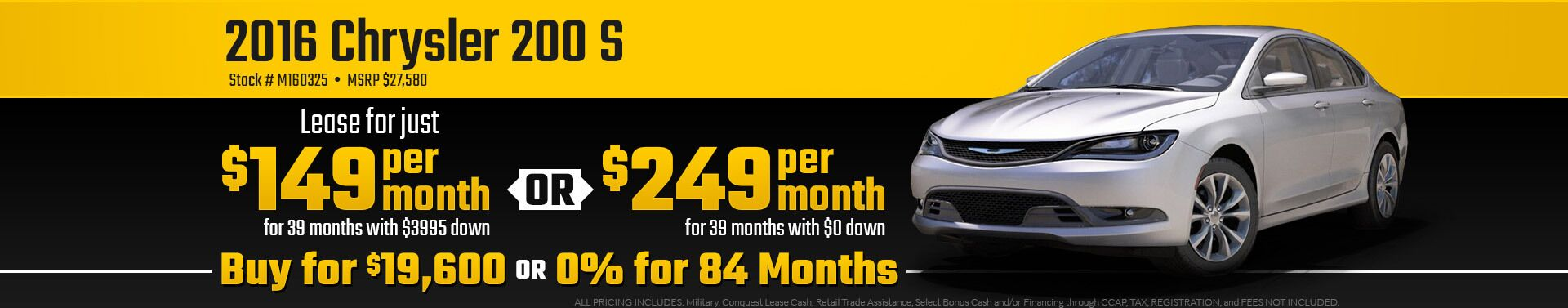 New Monthly Chrysler Dodge Jeep Ram Lease Financing Specials