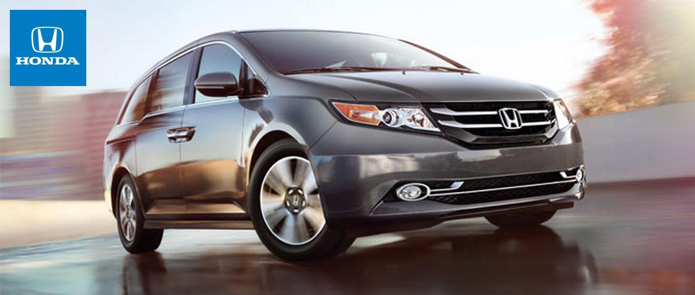 2015 Honda Odyssey Ponca City OK