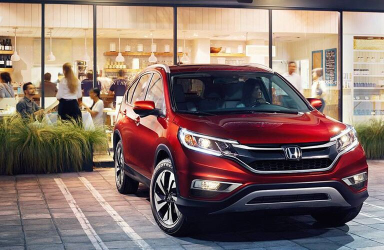 2016 Honda CR-V vs 2017 Ford Escape engine options