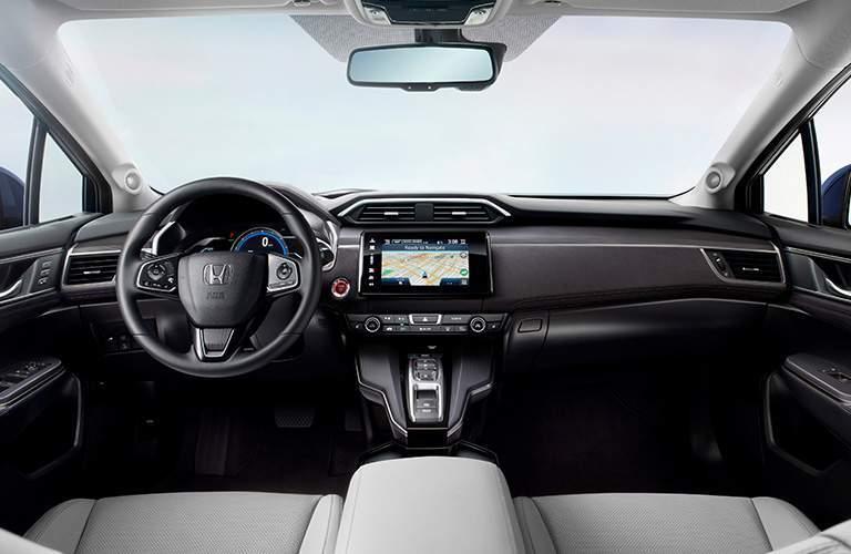 2018 Honda Clarity Plug-In Hybrid dashboard