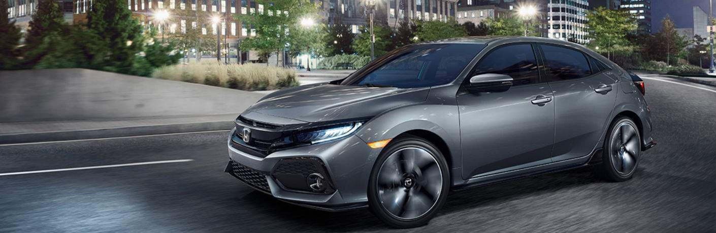 2018 Honda Civic Hatchback Ponca City OK