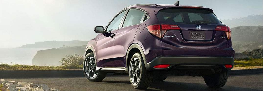 2018 Honda HR-V Information and Specifications