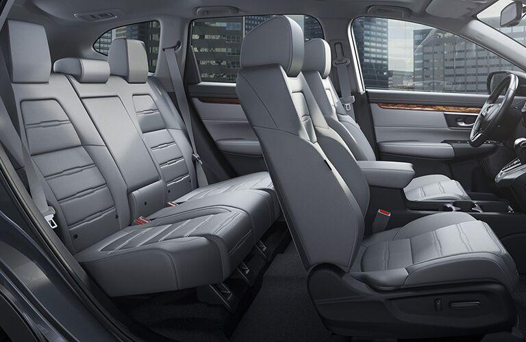 interior seating of 2019 crv