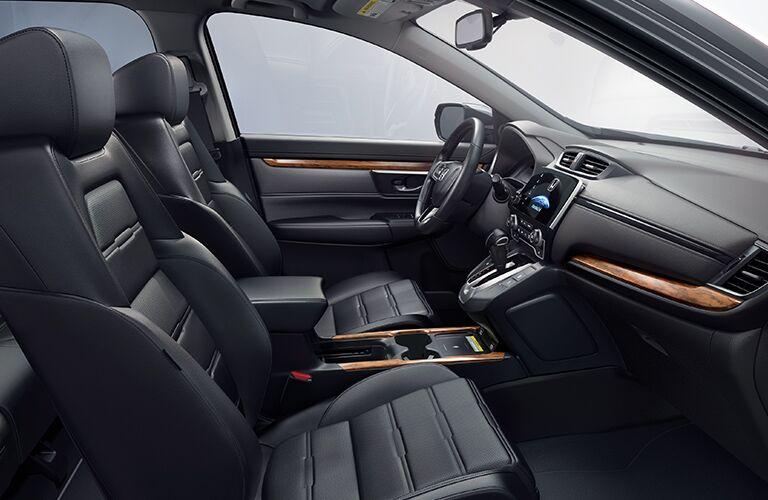 2020 Honda CR-V front seats and dashboard