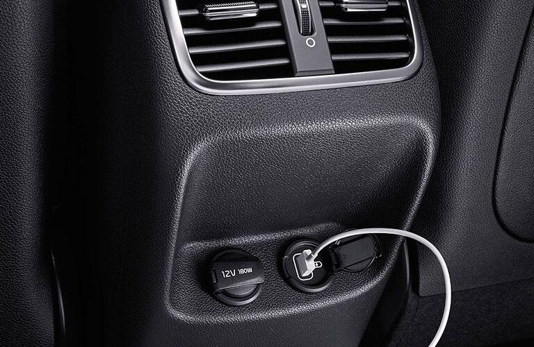 2016 Kia Optima technology features