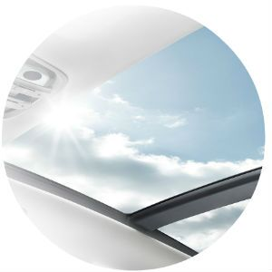 Does the Kia Cadenza have a sunroof?