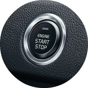 kia niro engine push button start