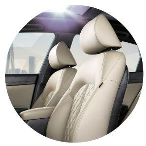 2016 Kia Optima interior seat material