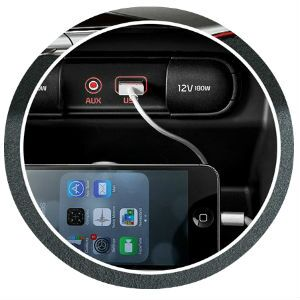 Does the 2017 Sorento have a usb charging station?