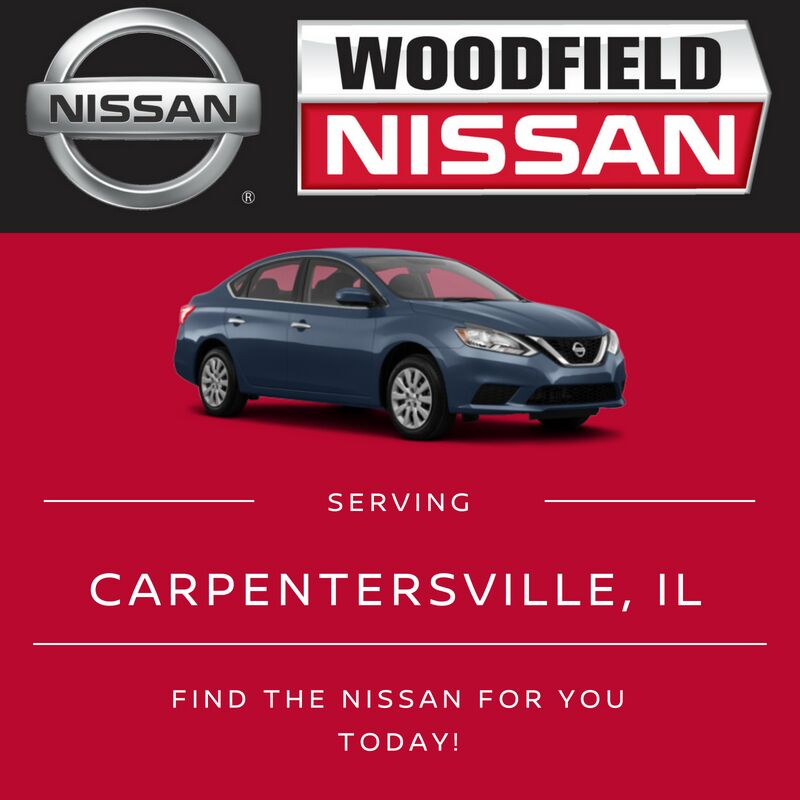 Nissan dealer near Carpentersville, IL