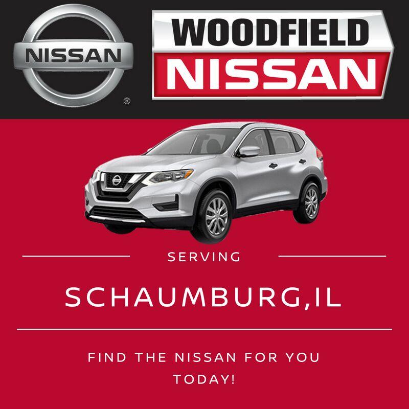 Nissan Dealer Hoffman Estates Il Woodfield Nissan