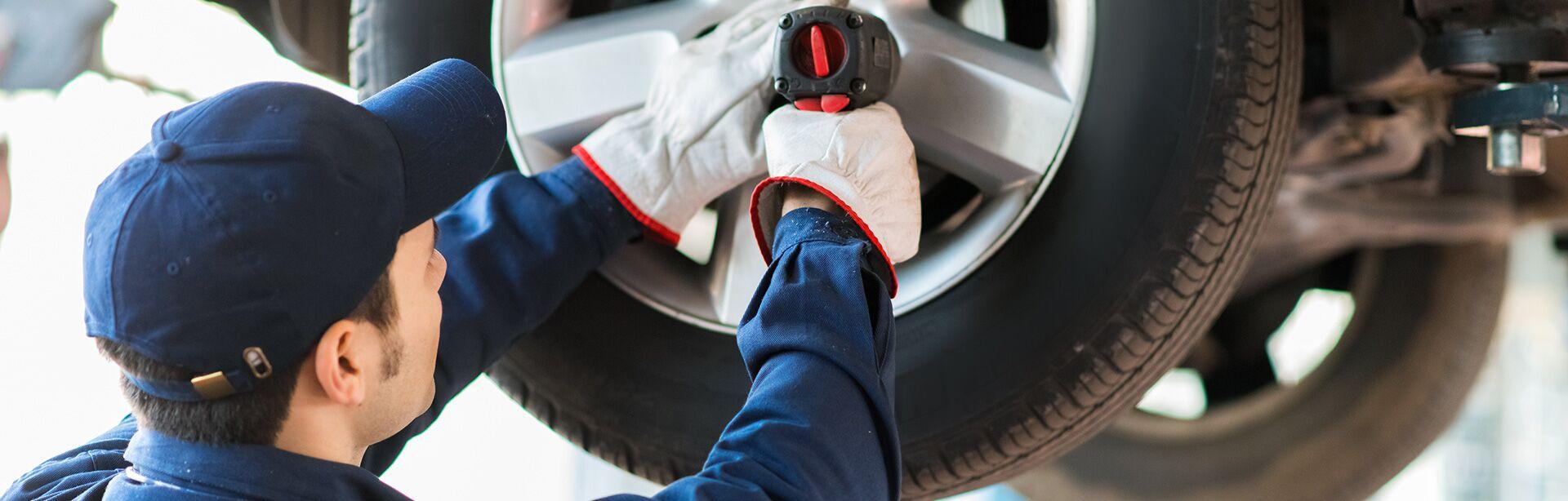 Tire Service for Hoffman Estates, IL