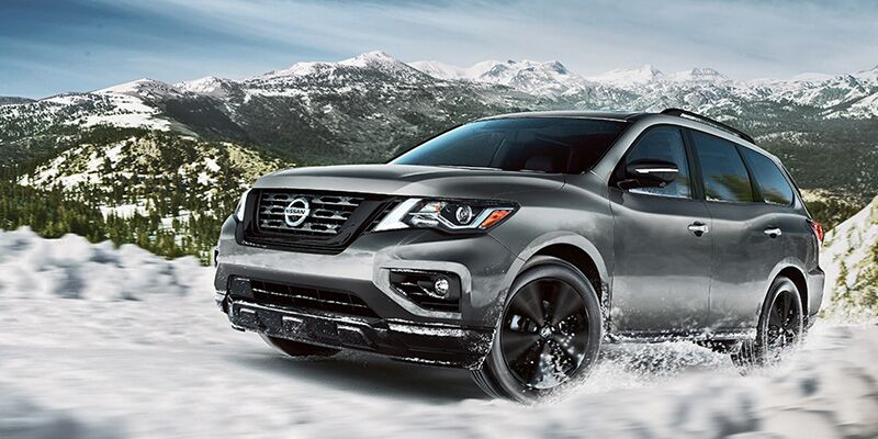 Used Nissan Pathfinder For Sale in Hoffman Estates, IL
