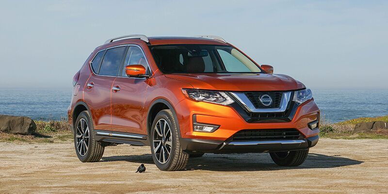 Used Nissan Rogue For Sale in Hoffman Estates, IL